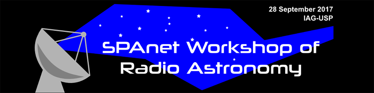 SPAnet Radio Astronomy Workshop